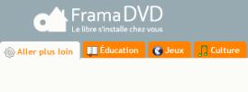 découvrir le FramaDVD Standard